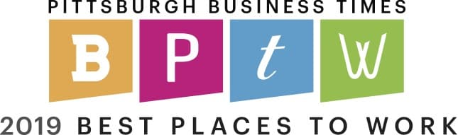 Hefren-Tillottson was awarded best places to work by Pittsburgh Business Times in 2019
